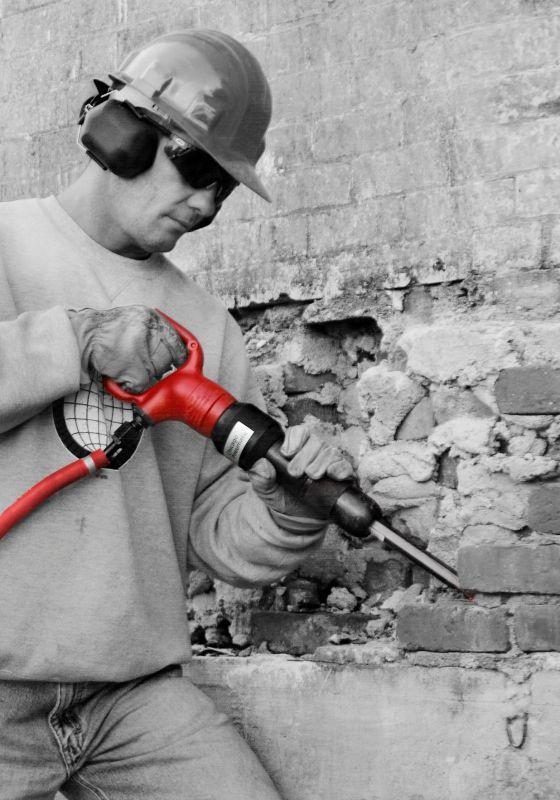 Handheld pneumatic equipment - Chicago Pneumatic